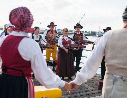 Är svensk folkmusik svensk?